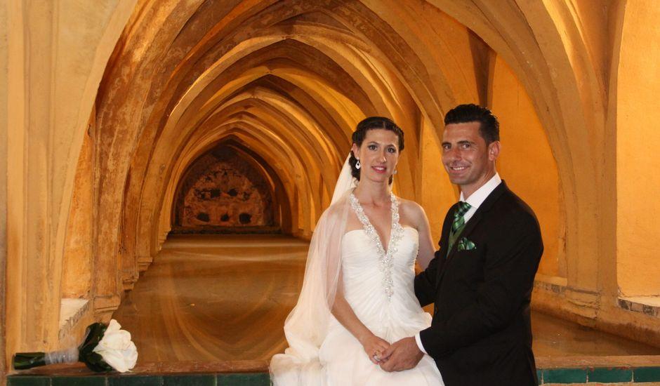 La boda de Andrés y Jesica en Alcala De Guadaira, Sevilla