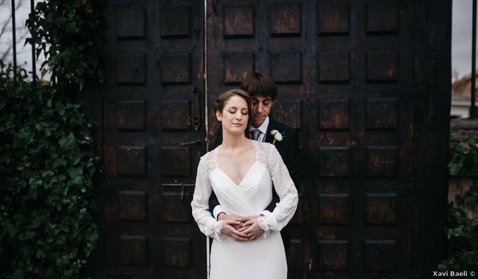 La boda de Iñaki y Blanca en Sotos De Sepulveda, Segovia
