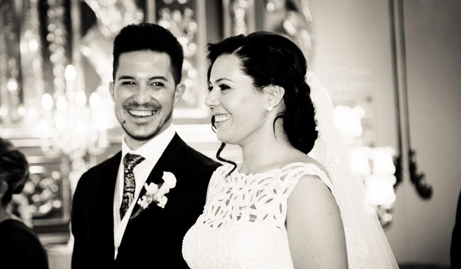 La boda de Sandra y Fernando en Lorca, Murcia