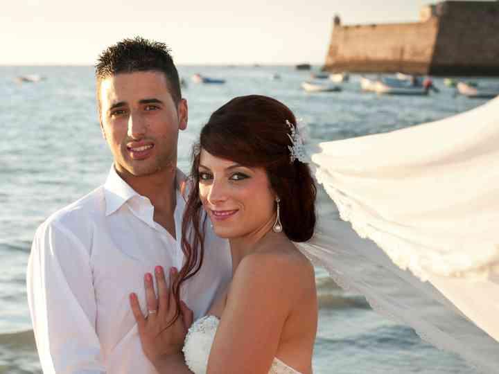 La boda de Toñi y José Andrés