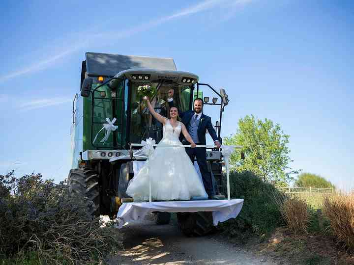 La boda de Debora y Marc