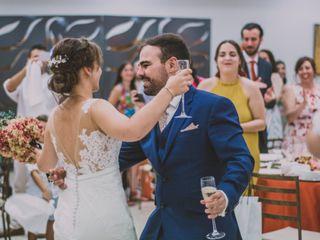 La boda de Sara y Javier 1