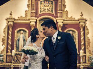 La boda de Andreina y Fidel
