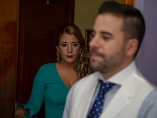 La boda de Cristina y Miguel Angel 3