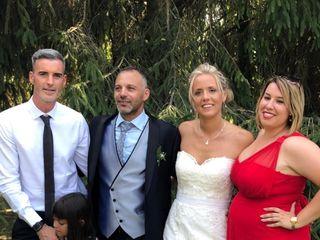 La boda de Sheila y Manel