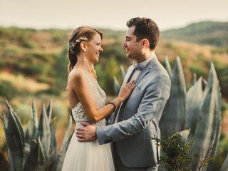 La boda de Sarah y Sergio 1