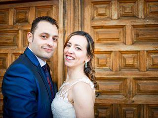 La boda de Celia y Juanan