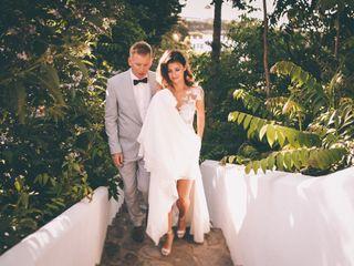 La boda de Tetiana y Ronni 1