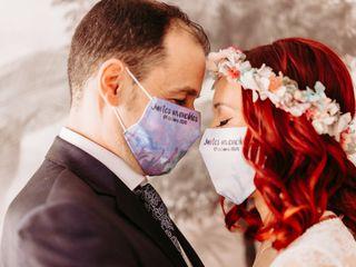 La boda de Mónica y Dani