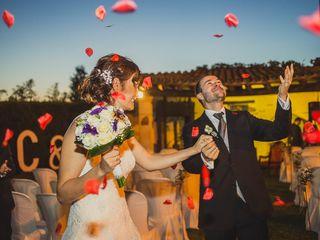 La boda de Cris y Albert