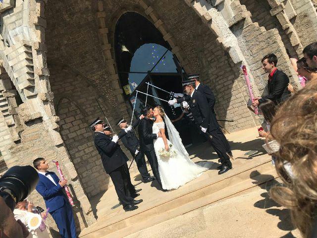 La boda de Lydia y Toni