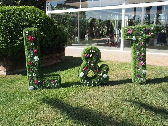 La boda de Toni y Lydia en Montferri, Tarragona 6