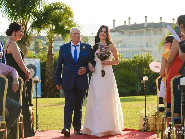 La boda de Jesús y Tamara en Los Barrios, Cádiz 2
