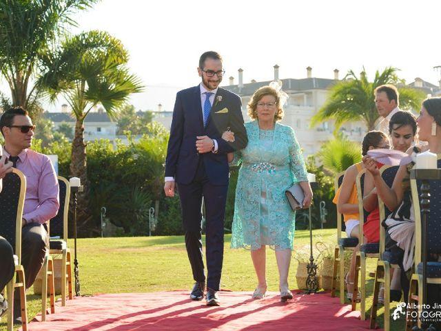 La boda de Jesús y Tamara en Los Barrios, Cádiz 5