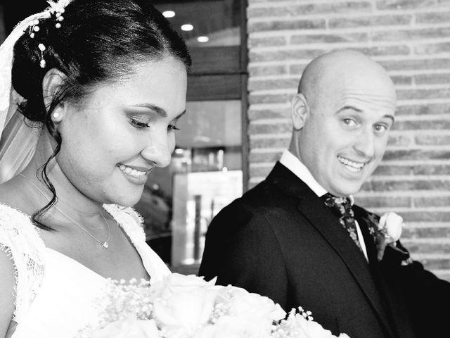 La boda de Jose Andrés  y Elizabeth en Santomera, Murcia 7