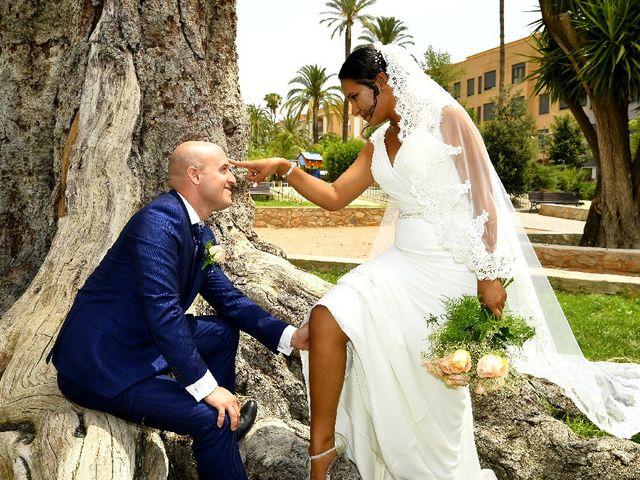 La boda de Jose Andrés  y Elizabeth en Santomera, Murcia 9