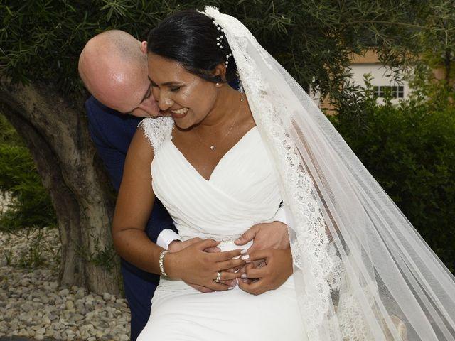 La boda de Elizabeth y Jose Andrés