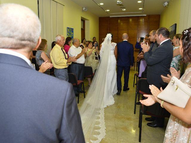 La boda de Jose Andrés  y Elizabeth en Santomera, Murcia 12