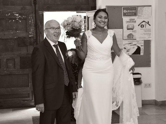 La boda de Jose Andrés  y Elizabeth en Santomera, Murcia 13