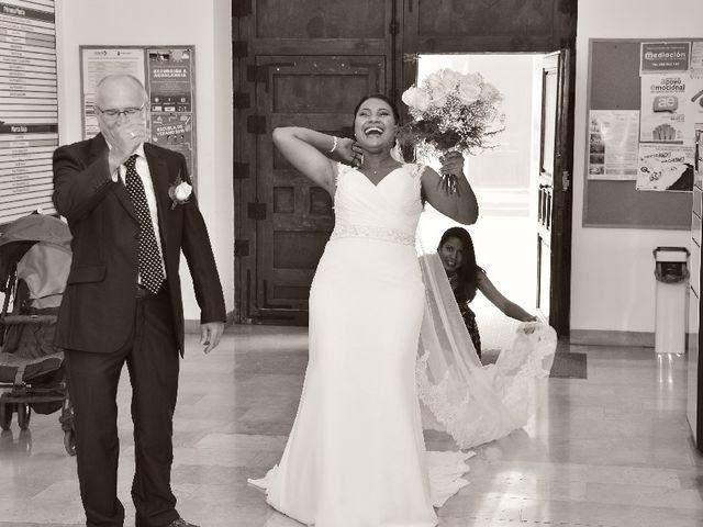 La boda de Jose Andrés  y Elizabeth en Santomera, Murcia 14