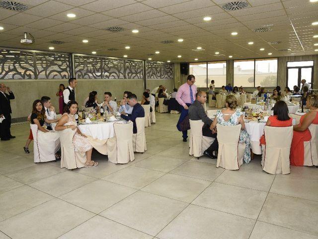 La boda de Jose Andrés  y Elizabeth en Santomera, Murcia 15