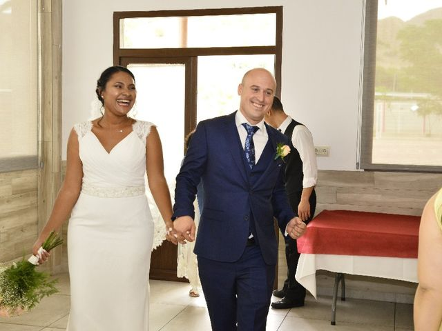 La boda de Jose Andrés  y Elizabeth en Santomera, Murcia 18