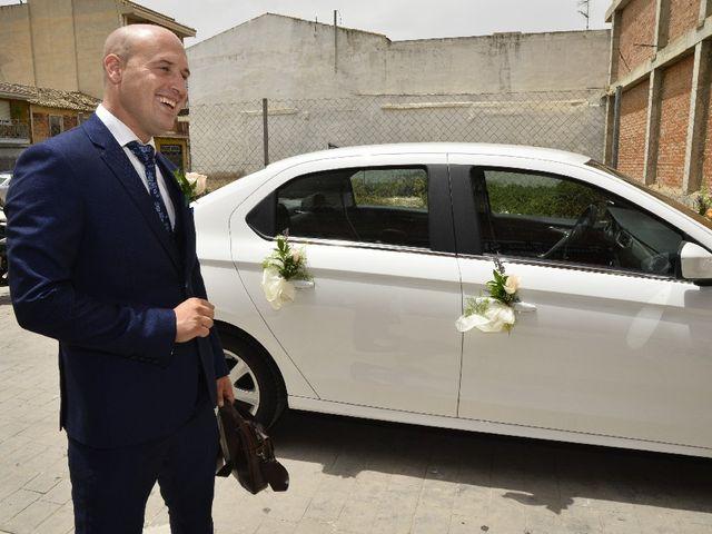 La boda de Jose Andrés  y Elizabeth en Santomera, Murcia 24