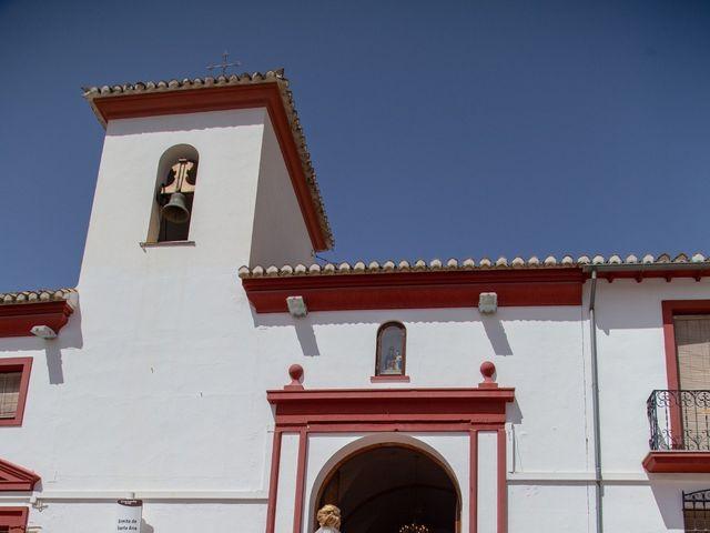La boda de Miguel Angel y Cristina en Atarfe, Granada 12