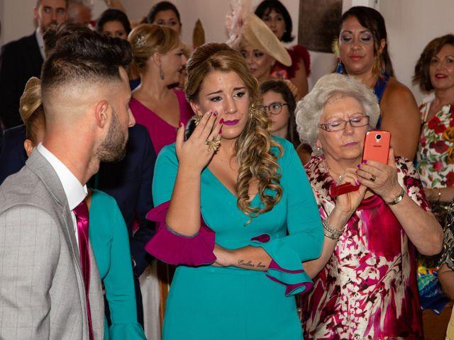 La boda de Miguel Angel y Cristina en Atarfe, Granada 13