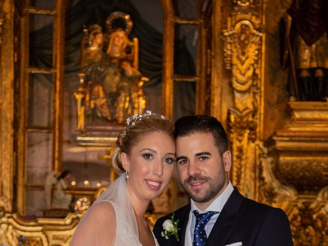 La boda de Miguel Angel y Cristina en Atarfe, Granada 20