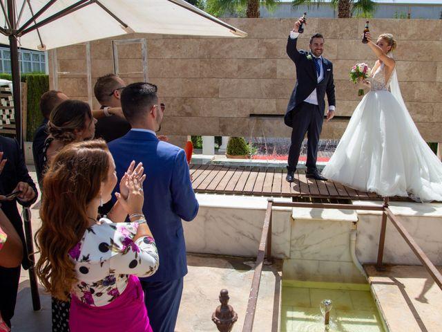 La boda de Miguel Angel y Cristina en Atarfe, Granada 25