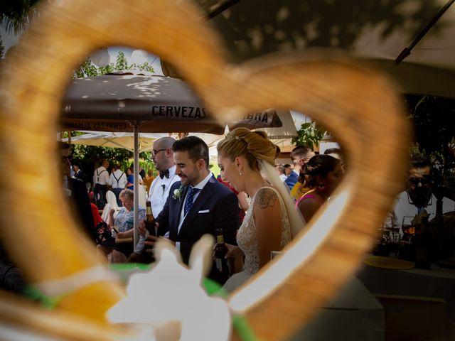 La boda de Miguel Angel y Cristina en Atarfe, Granada 27