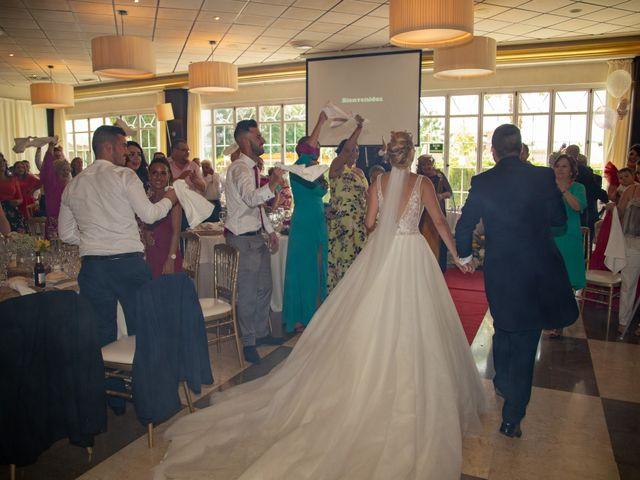 La boda de Miguel Angel y Cristina en Atarfe, Granada 32