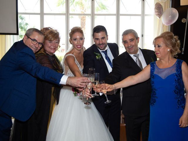 La boda de Miguel Angel y Cristina en Atarfe, Granada 33