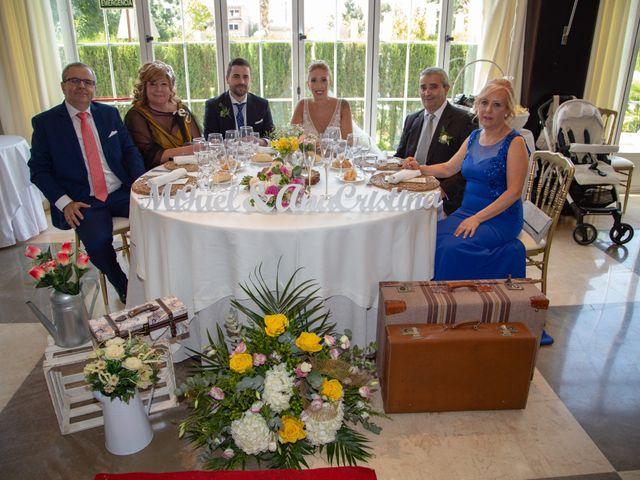 La boda de Miguel Angel y Cristina en Atarfe, Granada 34