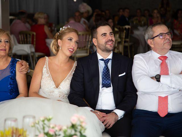 La boda de Miguel Angel y Cristina en Atarfe, Granada 38