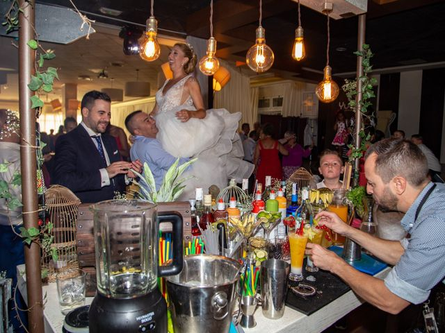 La boda de Miguel Angel y Cristina en Atarfe, Granada 41