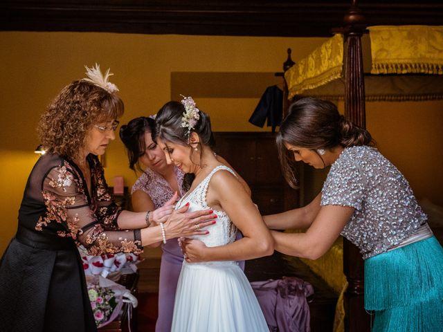 La boda de Daniel y Judit en Boadilla Del Monte, Madrid 12