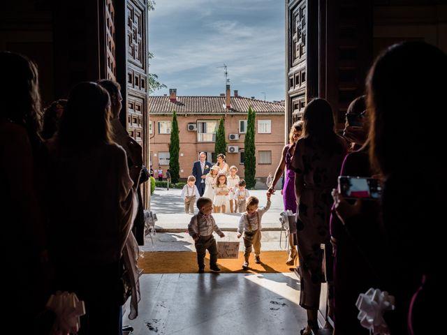 La boda de Daniel y Judit en Boadilla Del Monte, Madrid 19