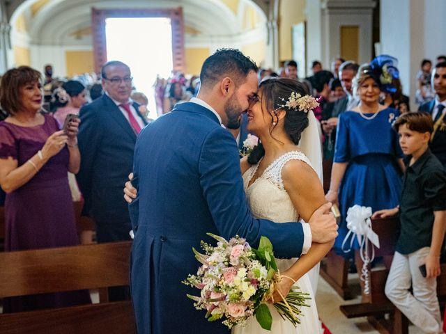 La boda de Daniel y Judit en Boadilla Del Monte, Madrid 20