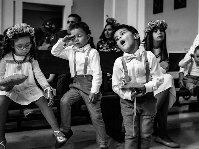 La boda de Daniel y Judit en Boadilla Del Monte, Madrid 22