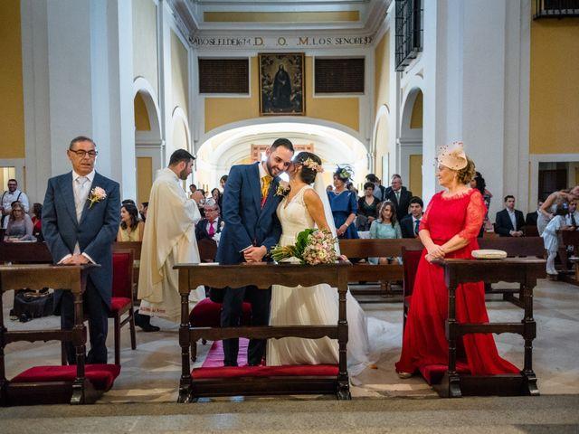 La boda de Daniel y Judit en Boadilla Del Monte, Madrid 26