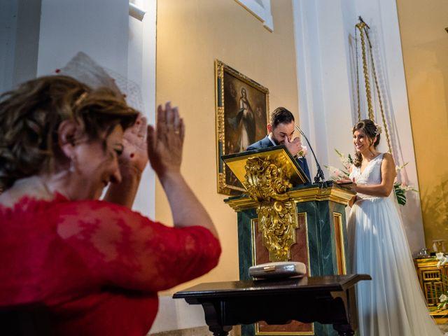 La boda de Daniel y Judit en Boadilla Del Monte, Madrid 28