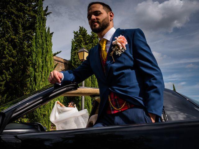 La boda de Daniel y Judit en Boadilla Del Monte, Madrid 30
