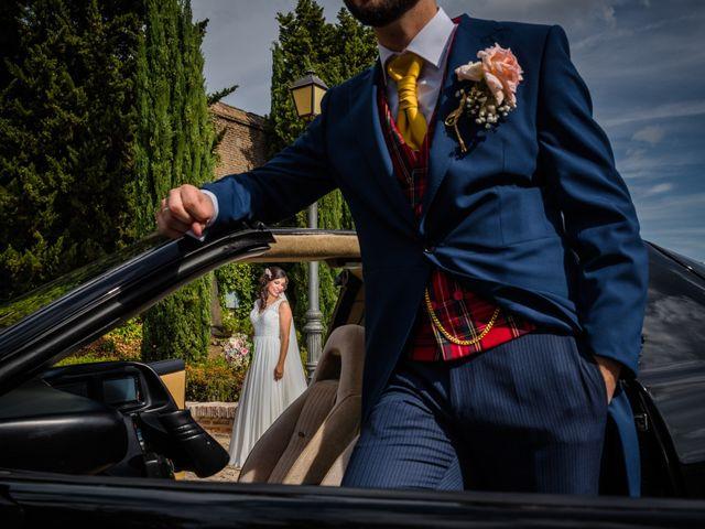 La boda de Daniel y Judit en Boadilla Del Monte, Madrid 31