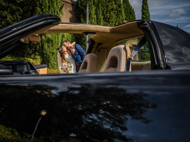 La boda de Daniel y Judit en Boadilla Del Monte, Madrid 32