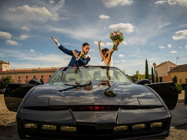 La boda de Judit y Daniel