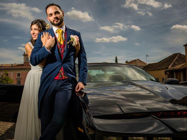 La boda de Daniel y Judit en Boadilla Del Monte, Madrid 33