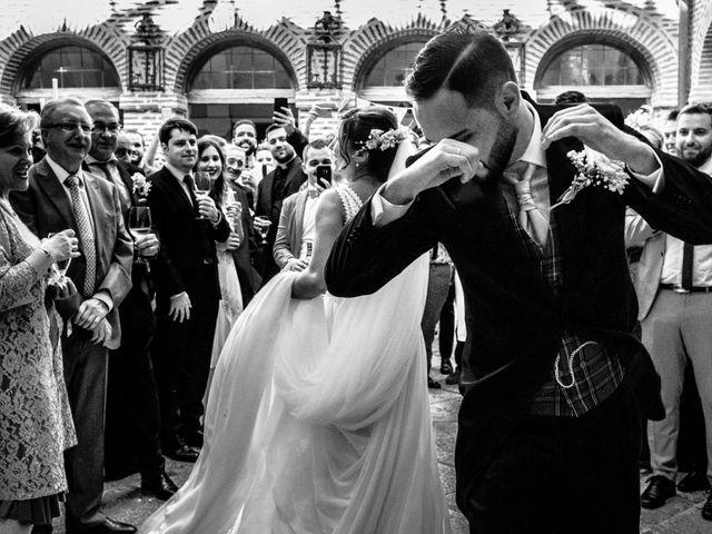La boda de Daniel y Judit en Boadilla Del Monte, Madrid 35