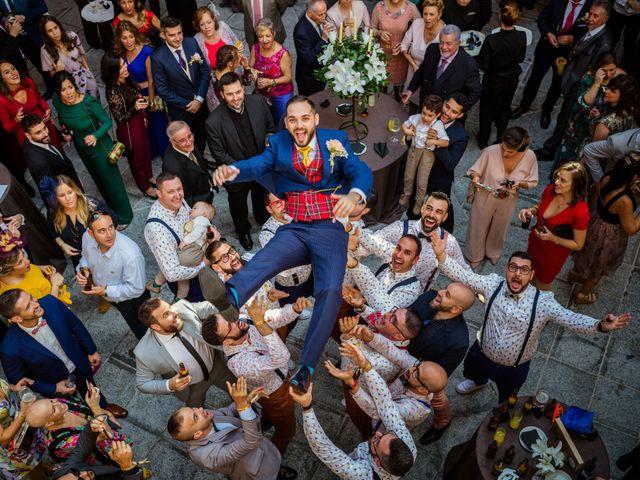La boda de Daniel y Judit en Boadilla Del Monte, Madrid 36